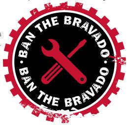Ban the Bravado