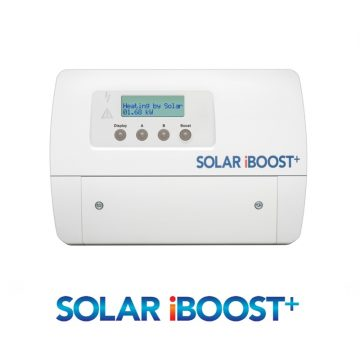 Solar PV immersion controller