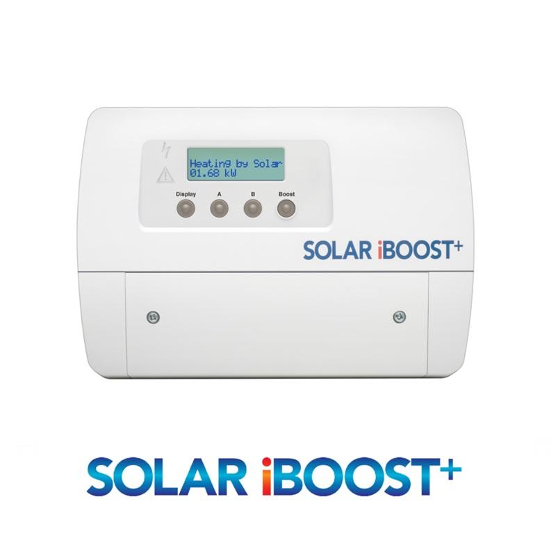 Solar PV immersion controller marlec solar iBoost+
