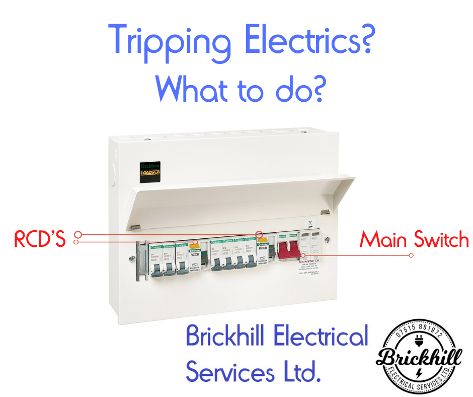 Tripping Electrics